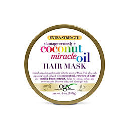 OGX® Extra Strength Damage Remedy + Coconut Miracle Oil Hair Mask
