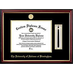 University of Alabama at Birmingham 16.3-Inch x 22-Inch Graduation Tassel and Diploma Frame