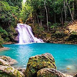 Jamaica Blue Hole Secret Falls Adventure by Spur Experiences®