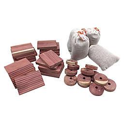 Squared Away™ 36-Piece Cedar Value Pack