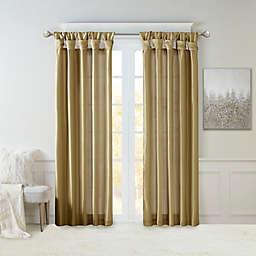 Madison Park® Emilia Twist Tab Total Blackout Window Curtain Panel (Single)