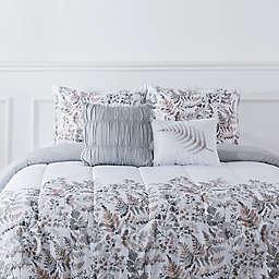 Botanical 5-Piece Reversible Comforter Set