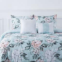 Topanga Rose 5-Piece Reversible Comforter Set