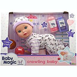 Baby Magic® Crawling Baby Doll 4-Piece Playset