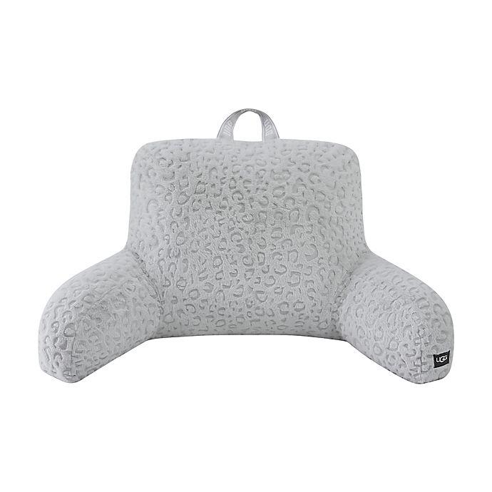 Alternate image 1 for UGG® Miley Faux Fur Backrest Pillow