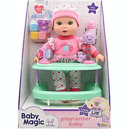 Baby Magic Doll Playcenter Set