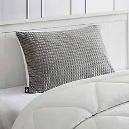 UGG® Avery Queen Pillowcase in Seal Grey Rivet