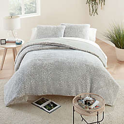 UGG® Elsie Faux Fur 3-Piece Duvet Cover Set