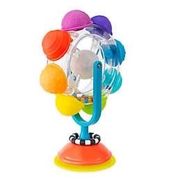 Sassy® Light-Up Rainbow Wheel Tray Toy