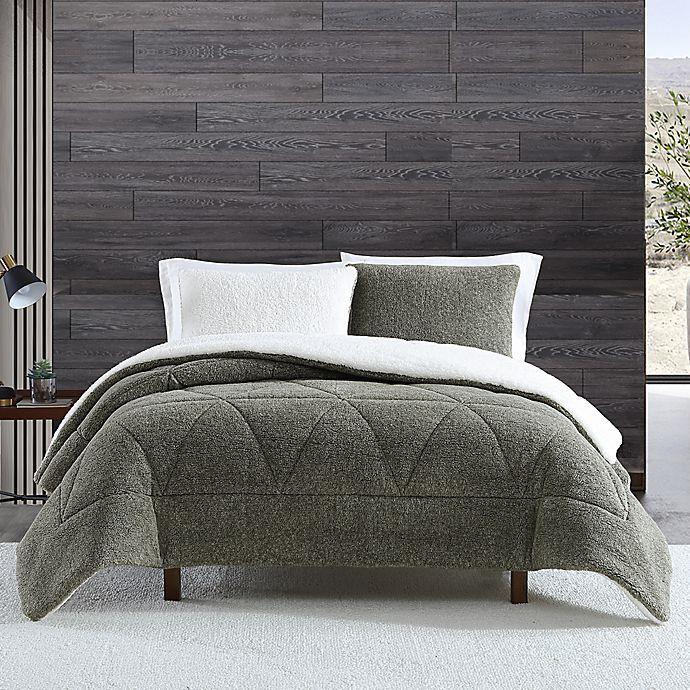 Alternate image 1 for UGG® Classic Sherpa 3-Piece Comforter Set