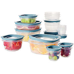 Rubbermaid® Flex & Seal™ 26-Piece Food Storage Set with Easy Find Lids