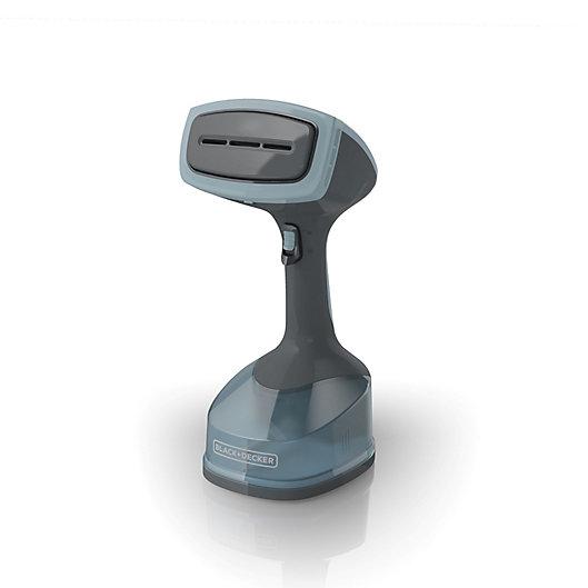 Alternate image 1 for Black & Decker™ Advanced HGS200 Handheld Garment Steamer in Blue