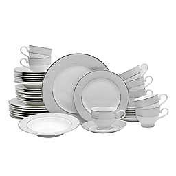 Mikasa® Parchment 40-Piece Dinnerware Set in White