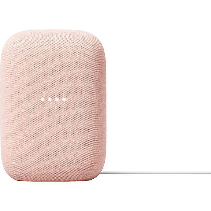 Alternate image 1 for Google Nest Audio Smart Speaker in Sand