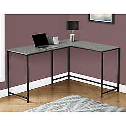 Monarch Specialties L-Shape Computer Desk