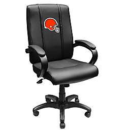 NFL Cleveland Browns Helmet Logo Office Chair 1000