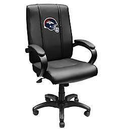 NFL Denver Broncos Helmet Logo Office Chair 1000