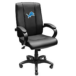 NFL Detroit Lions Primary Logo Office Chair 1000