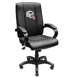 NFL New England Patriots Helmet Logo Office Chair 1000