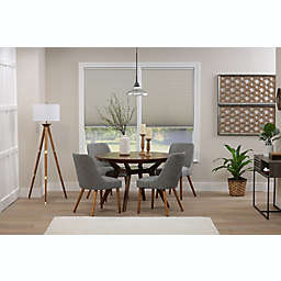 ECO HOME Blackout 35-Inch x 72-Inch Cordless Cellular Shade in Ivory