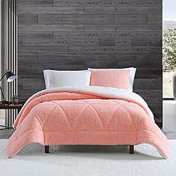 UGG® Classic Sherpa 2-Piece Twin/Twin XL Comforter Set in Grapefruit Melange
