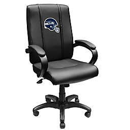 NFL Seattle Seahawks Helmet Logo Office Chair 1000