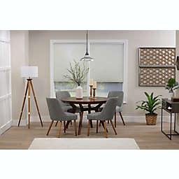 ECO HOME Light Filtering 33-Inch x 64-Inch Cordless Cellular Shade in Ivory