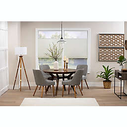 ECO HOME Top-Down Bottom-Up 70-Inch x 48-Inch Cordless Cellular Shade in Ivory