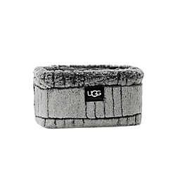 UGG® Iceberg Faux Fur Textured Small Bin