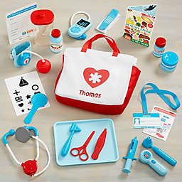 Melissa & Doug® Personalized Get Well Doctor's Kit Play Set