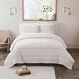 UGG® Devon Stripe King Quilt Set