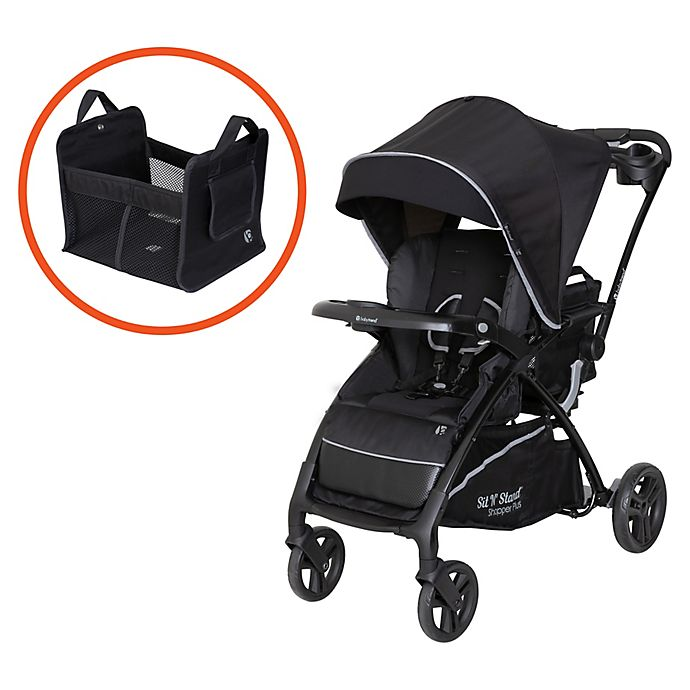 Alternate image 1 for Baby Trend® Sit N' Stand® 5-in-1 Shopper Plus Stroller