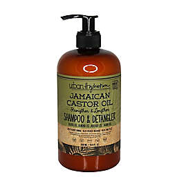 Urban Hydration 16.9 oz. Jamaican Castor Oil Shampoo and Detangler