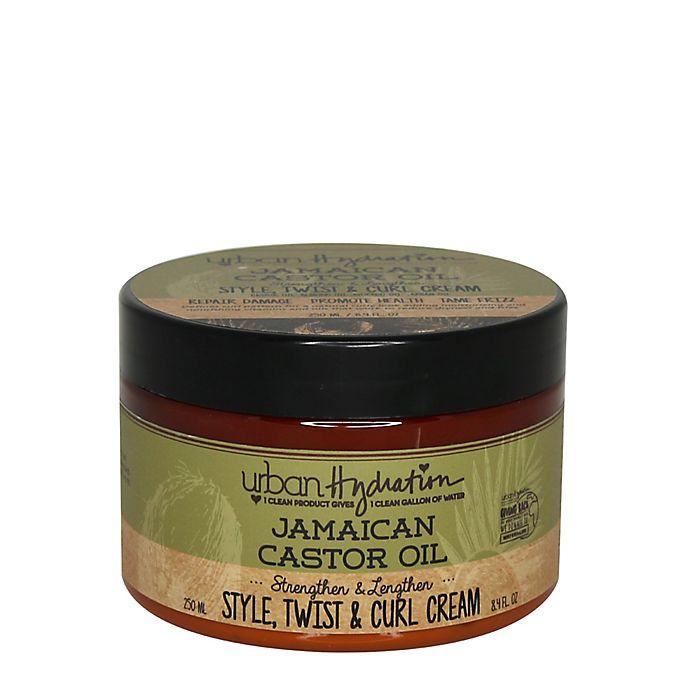 Alternate image 1 for Urban Hydration 8.4 oz. Jamaican Castor Oil Curl Cream