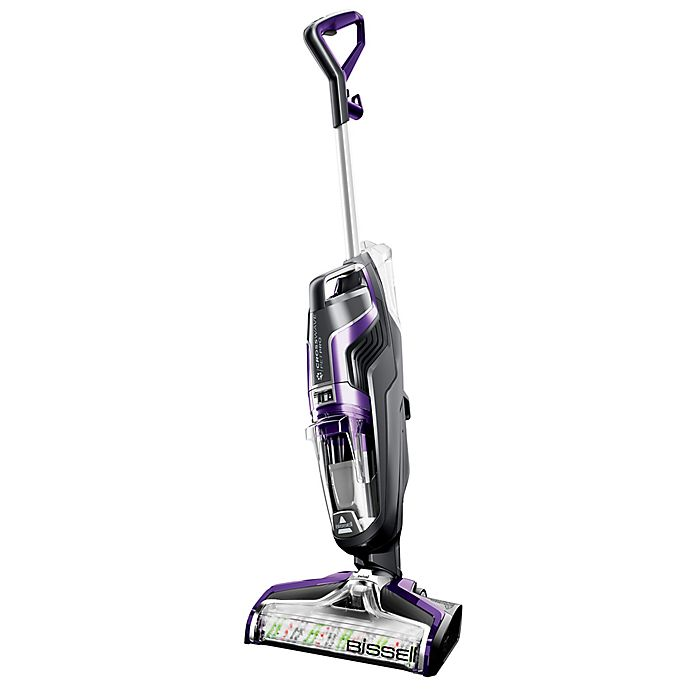 Alternate image 1 for BISSELL® CrossWave Pet Pro Plus All-in-One Wet Dry Vacuum Cleaner and Mop in Purple/Grey