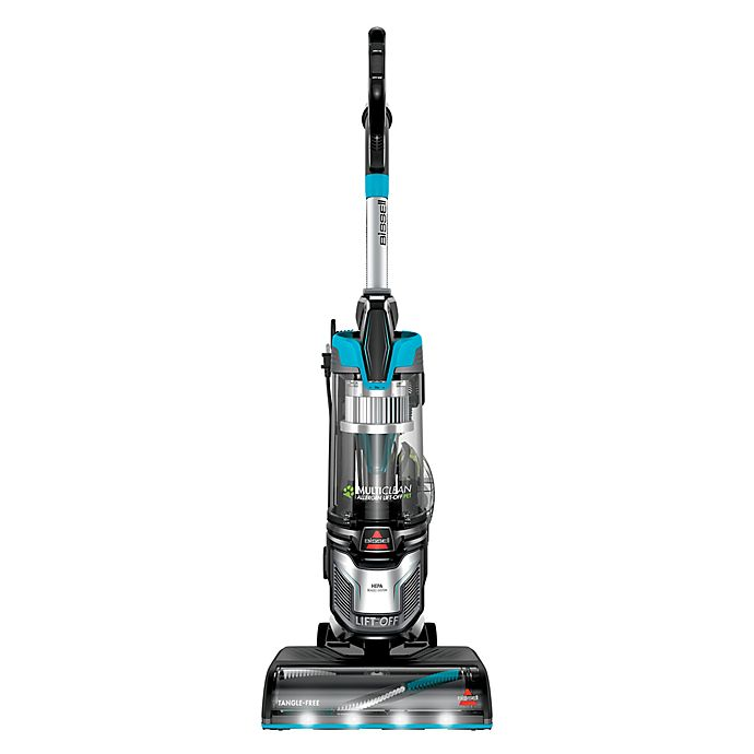 Alternate image 1 for BISSELL® MultiClean™ Allergen Lift-Off Pet Pro Vacuum in Black/Teal