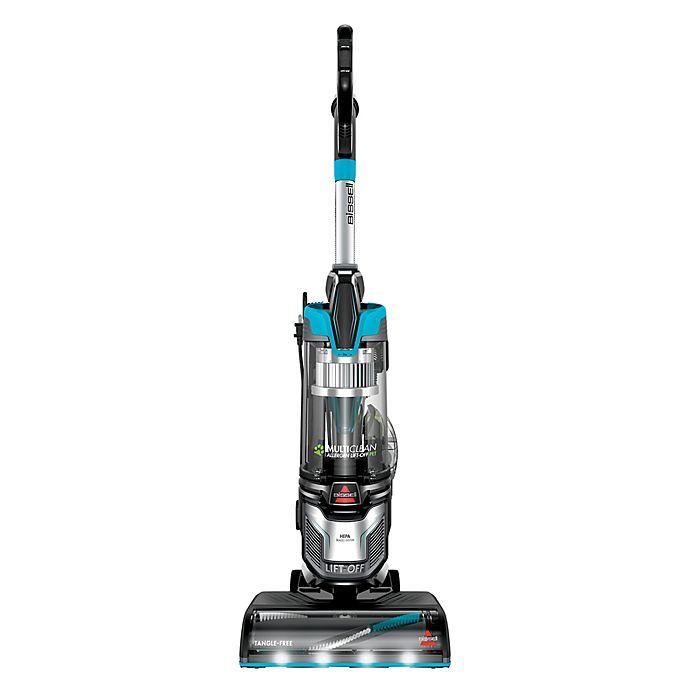 Alternate image 1 for BISSELL® MultiClean™ Allergen Lift-Off Pet Pro Vacuum in Black/Teal
