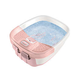 HoMedics® Bubble Bliss® Deluxe Foot Spa in Pink