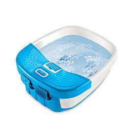 HoMedics® Bubble Bliss® Deluxe Foot Spa in Blue