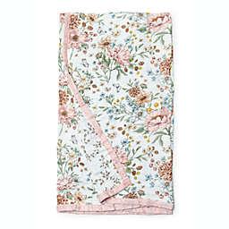 Loulou Lollipop Secret Garden Oversize Multicolor Muslin Quilt