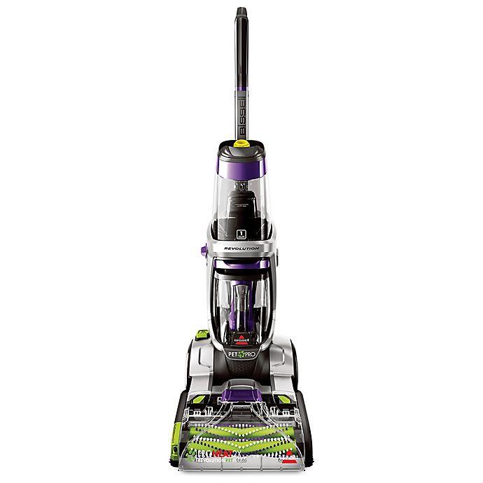 Alternate image 1 for BISSELL® ProHeat 2x® Revolution™ Pet Pro Ultra Carpet Cleaner Bonus 3-in-1 Stair Tool (19863)