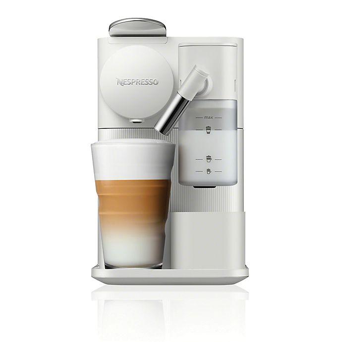 Alternate image 1 for Nespresso Lattissima One Original Espresso Machine in White