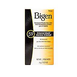 Bigen Premanent Powder Hair Color in Black
