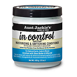"""Aunt Jackie's™ Curls & Coils 15 oz. In Control """"Anti-Poof"""" Conditioner"""