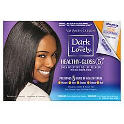 Dark and Lovely® Healthy-Gloss 5® Shea Moisture No Lye Hair Relaxer Kit