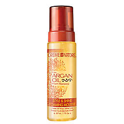 Cream of Nature® with Argan Oil from Morocco Style and Shine Foaming Mousse