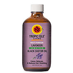 Tropic Isle® Living 4 oz. Lavender Jamaican Black Castor Oil