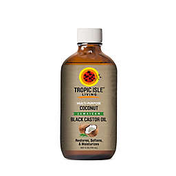 Tropic Isle® Living 4 oz. Coconut Jamaican Black Castor Oil