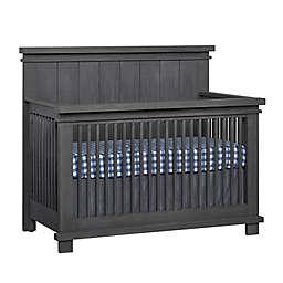Soho Baby Hampton 4-in-1 Convertible Crib in Canyon Grey