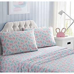 Kute Kids Queen Kitty Sheet Set in Pink